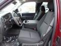 2013 Deep Ruby Metallic Chevrolet Silverado 1500 LT Extended Cab 4x4  photo #11
