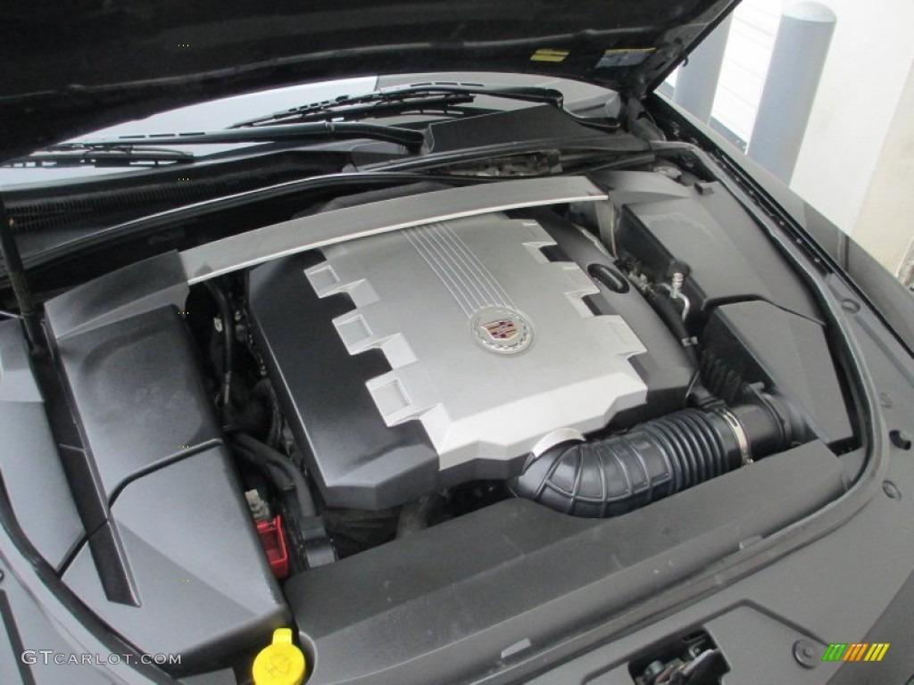 2008 cadillac cts 4 awd sedan engine photos. Black Bedroom Furniture Sets. Home Design Ideas
