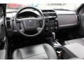 Charcoal Black 2010 Ford Escape Interiors