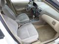 2000 Nissan Sentra Sand Interior Interior Photo