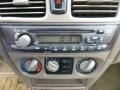 2000 Nissan Sentra Sand Interior Controls Photo