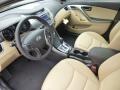 Beige Prime Interior Photo for 2013 Hyundai Elantra #78263674