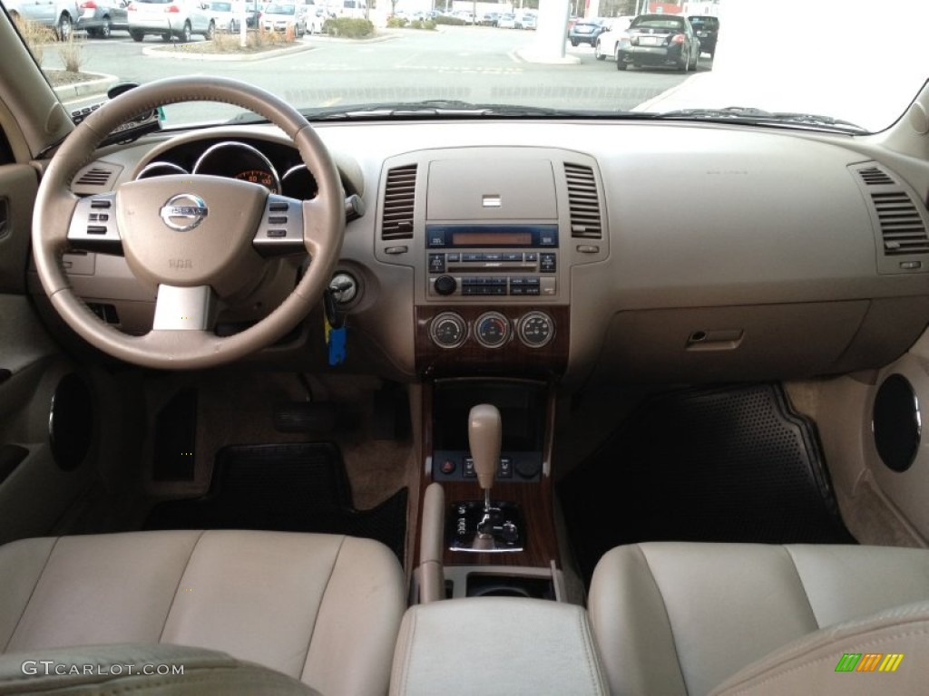 2005 Nissan Altima 3 5 Se Dashboard Photos Gtcarlot Com