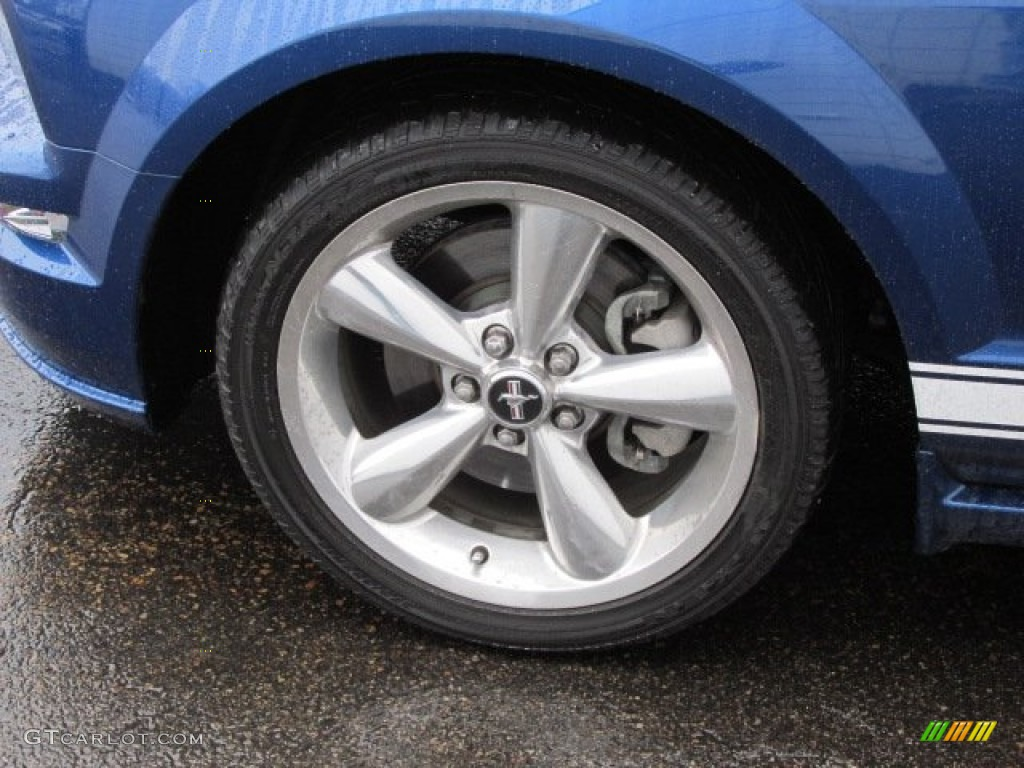 2006 Ford Mustang GT Premium Coupe Wheel Photo #78270157