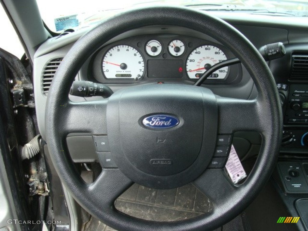 2006 ford ranger sport supercab 4x4 steering wheel photos. Black Bedroom Furniture Sets. Home Design Ideas
