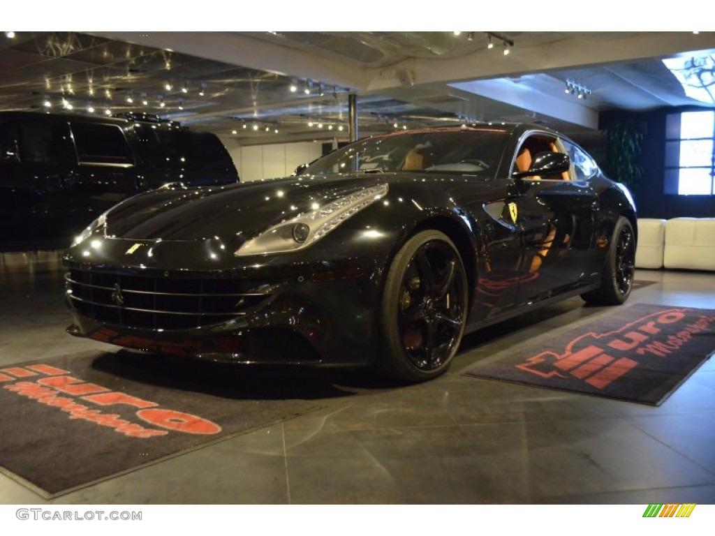 2012 Nero Daytona Black Metallic Ferrari Ff 78266419 Gtcarlot Com Car Color Galleries