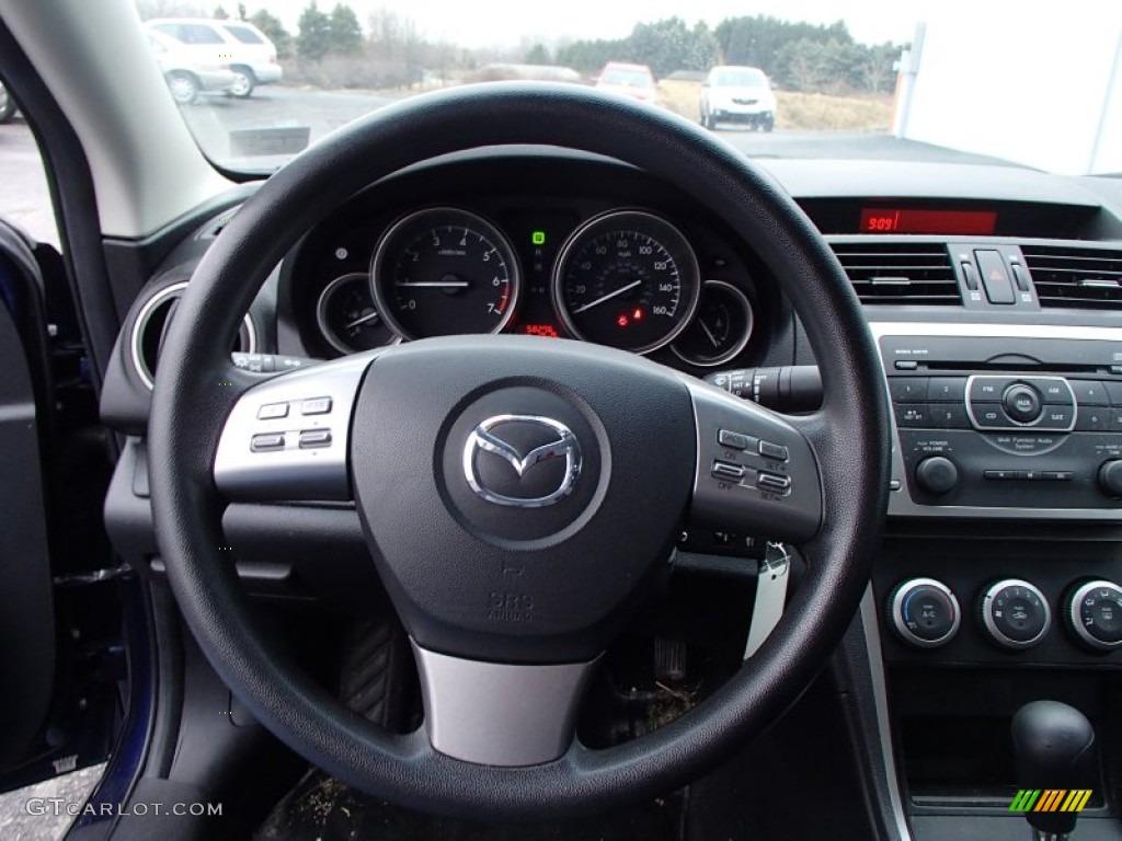 2010 Mazda Mazda6 I Sport Sedan Steering Wheel Photos Gtcarlot Com