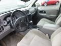 Light Gray 2005 Chevrolet TrailBlazer Interiors