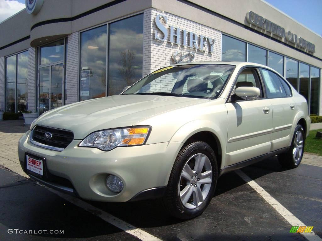 2006 champagne gold opalescent subaru outback 3 0 r l l. Black Bedroom Furniture Sets. Home Design Ideas