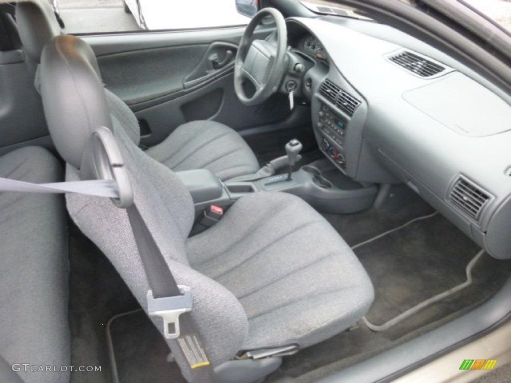 2000 Chevrolet Cavalier Coupe interior Photos | GTCarLot.com