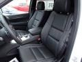 Morocco Black Front Seat Photo for 2014 Jeep Grand Cherokee #78279637