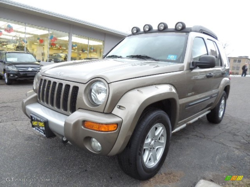 2004 jeep liberty renegade 4x4 exterior photos. Black Bedroom Furniture Sets. Home Design Ideas