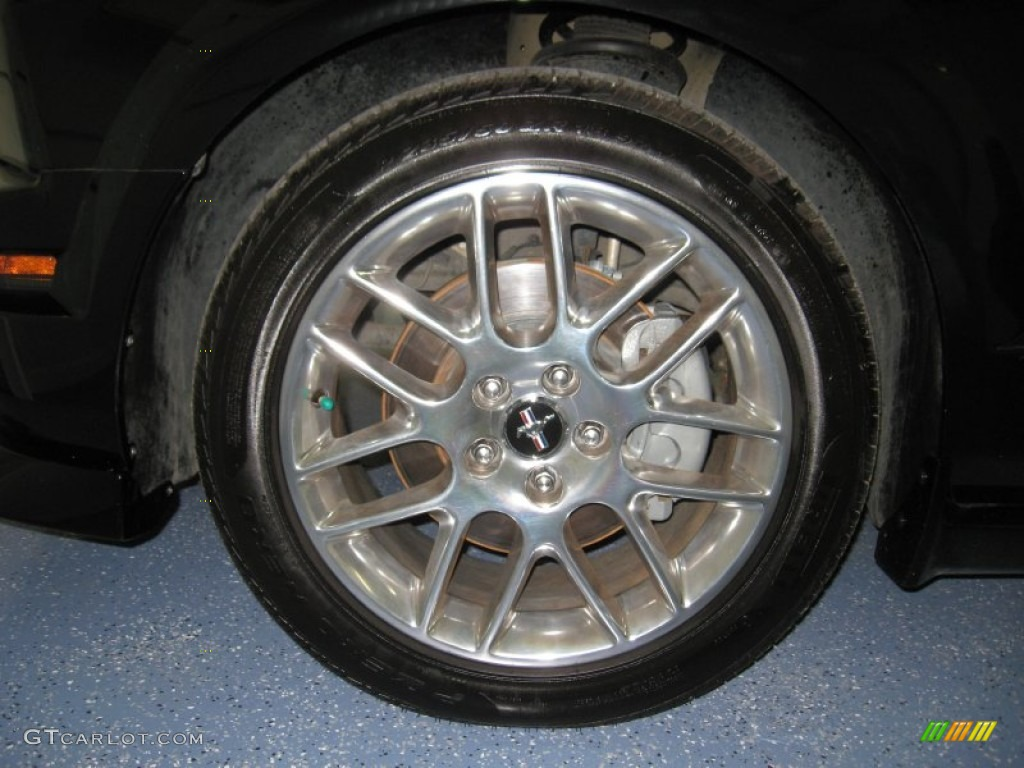 2006 Ford Mustang GT Premium Coupe Wheel Photo #78296755