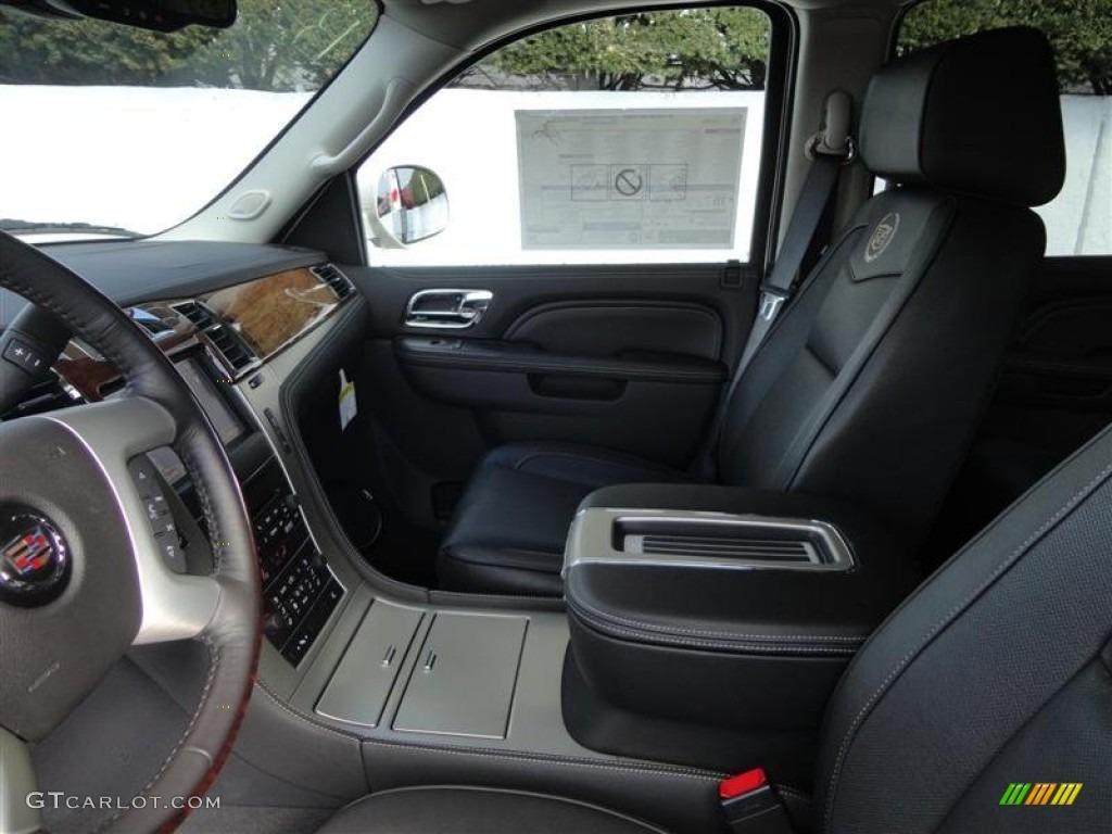 2013 Cadillac Escalade Platinum Awd Interior Color Photos