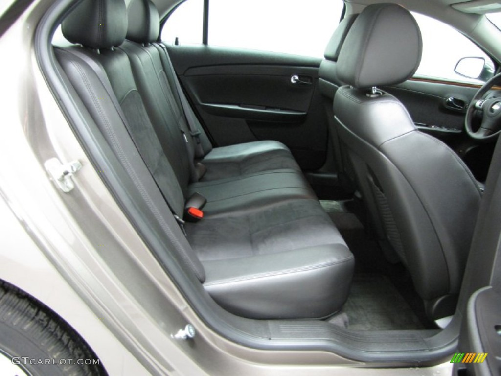 2011 chevrolet malibu lt rear seat photo 78302779. Black Bedroom Furniture Sets. Home Design Ideas
