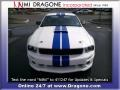 2006 Performance White Ford Mustang ROUSH Stage 1 Coupe  photo #2