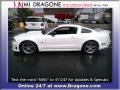 2006 Performance White Ford Mustang ROUSH Stage 1 Coupe  photo #3