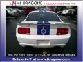 2006 Performance White Ford Mustang ROUSH Stage 1 Coupe  photo #4