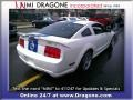 2006 Performance White Ford Mustang ROUSH Stage 1 Coupe  photo #5