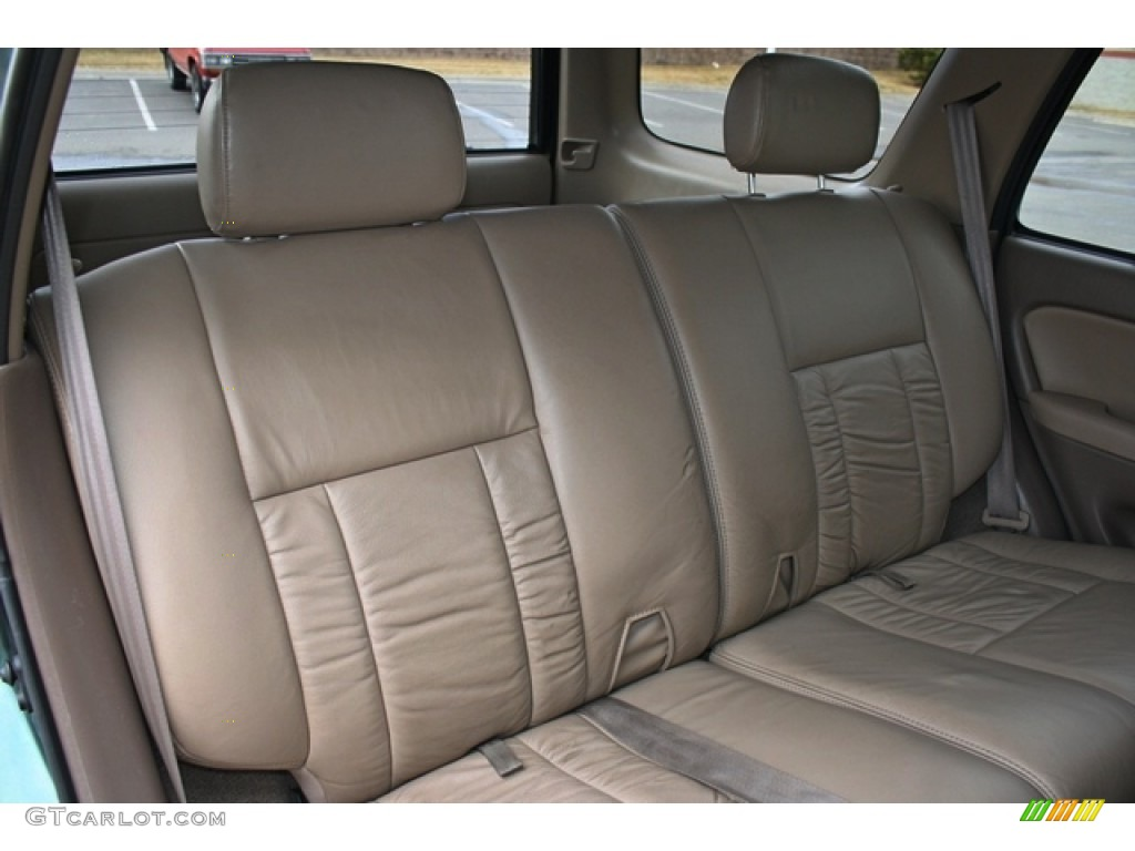 1999 toyota 4runner limited 4x4 rear seat photo 78311566. Black Bedroom Furniture Sets. Home Design Ideas