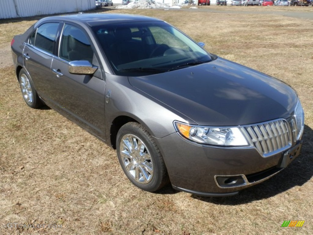 Sterling Grey Metallic 2011 Lincoln Mkz Awd Exterior Photo