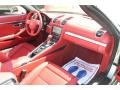 Carrera Red Natural Leather Dashboard Photo for 2013 Porsche Boxster #78340737