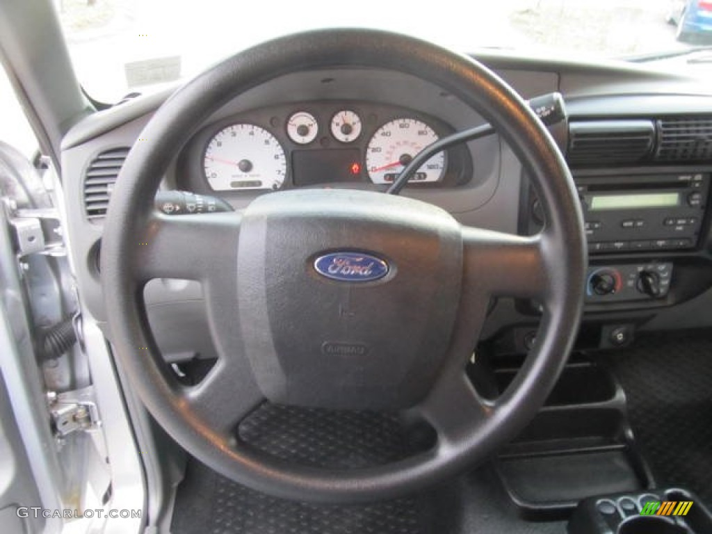 2011 ford ranger sport supercab 4x4 steering wheel photos. Black Bedroom Furniture Sets. Home Design Ideas