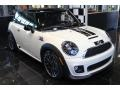 Pepper White 2013 Mini Cooper Gallery