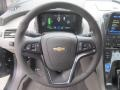 Pebble Beige/Dark Accents Steering Wheel Photo for 2013 Chevrolet Volt #78343287