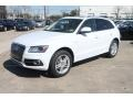 Glacier White Metallic 2013 Audi Q5 Gallery
