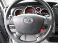 Graphite Gray Steering Wheel Photo for 2011 Toyota Tundra #78368553