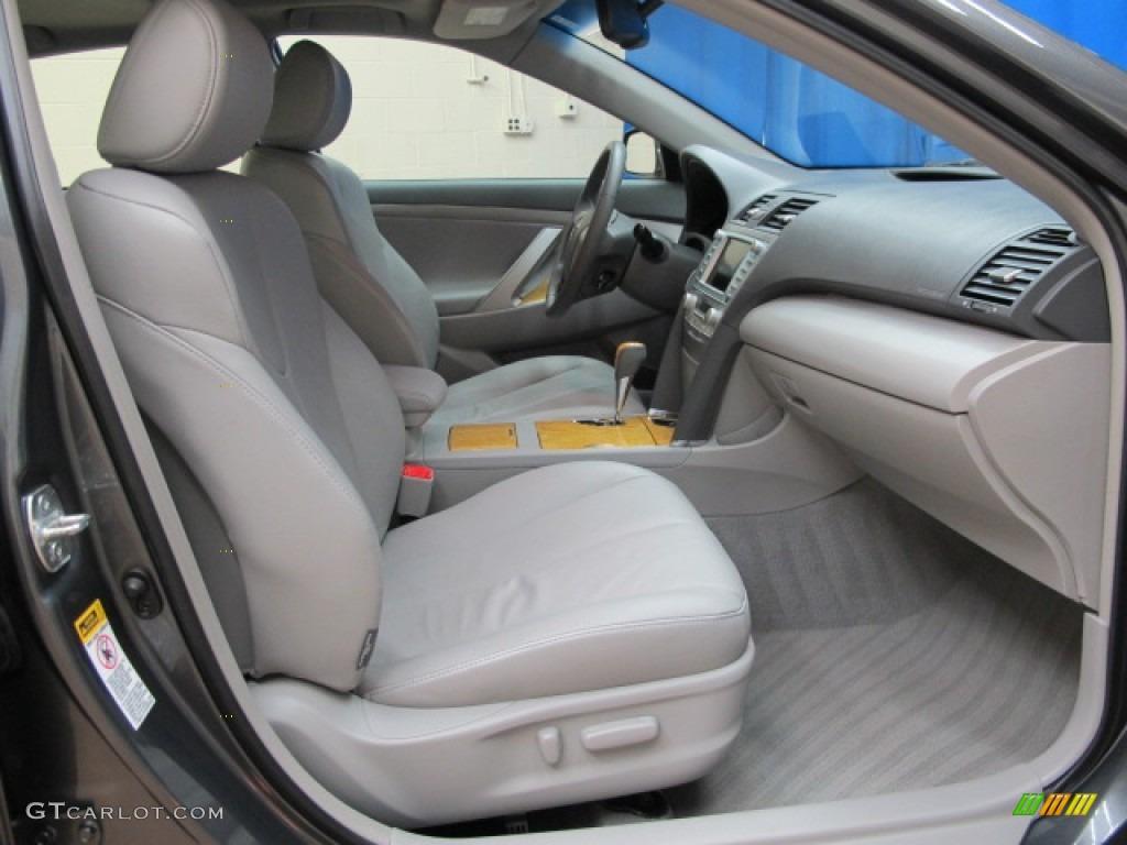 2007 Toyota Camry Xle V6 Interior Photos