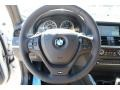 2013 BMW X3 Mojave Interior Steering Wheel Photo