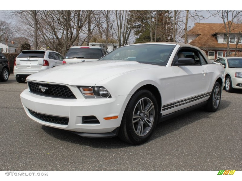 2012 ford mustang v6 premium convertible exterior photos. Black Bedroom Furniture Sets. Home Design Ideas