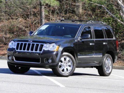 2009 jeep grand cherokee overland data info and specs. Black Bedroom Furniture Sets. Home Design Ideas