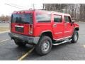 2004 H2 SUV Victory Red