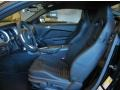 2013 Ford Mustang Shelby Charcoal Black/Black Accent Recaro Sport Seats Interior Interior Photo