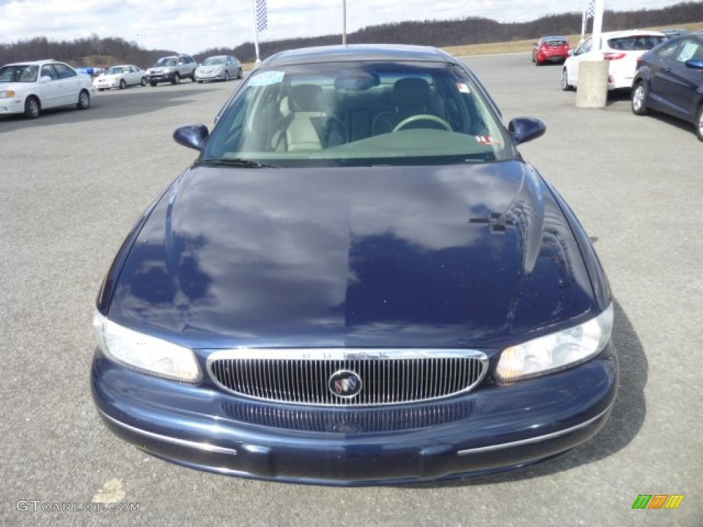 midnight blue pearl 2001 buick century limited exterior. Black Bedroom Furniture Sets. Home Design Ideas