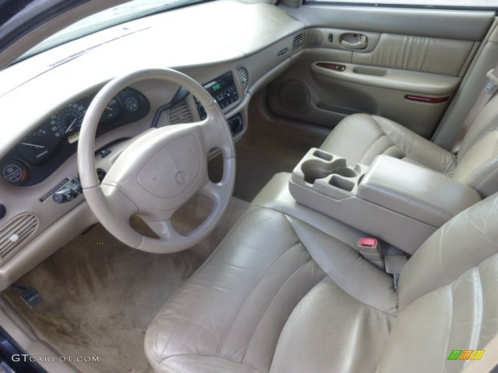 on 1989 Buick Century Limited