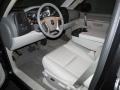 Light Titanium/Dark Titanium 2012 Chevrolet Silverado 1500 Interiors