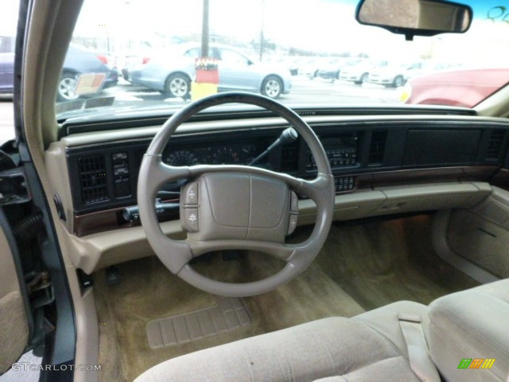 on 1990 Buick Lesabre Limited