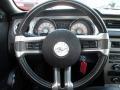 2010 Ford Mustang Saddle Interior Steering Wheel Photo