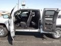 2013 Silver Ice Metallic Chevrolet Silverado 1500 LS Extended Cab 4x4  photo #9