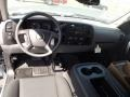 2013 Silver Ice Metallic Chevrolet Silverado 1500 LS Extended Cab 4x4  photo #10