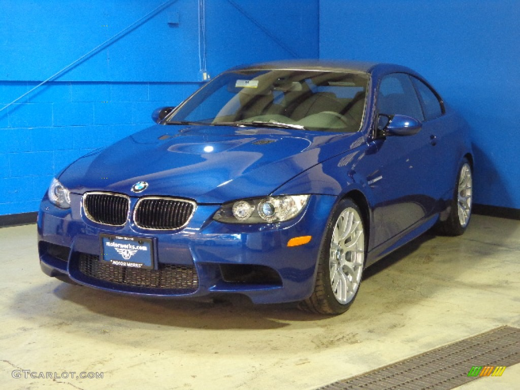 2013 le mans blue metallic bmw m3 coupe 78374245 photo 3. Black Bedroom Furniture Sets. Home Design Ideas