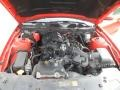 2011 Race Red Ford Mustang V6 Premium Coupe  photo #30
