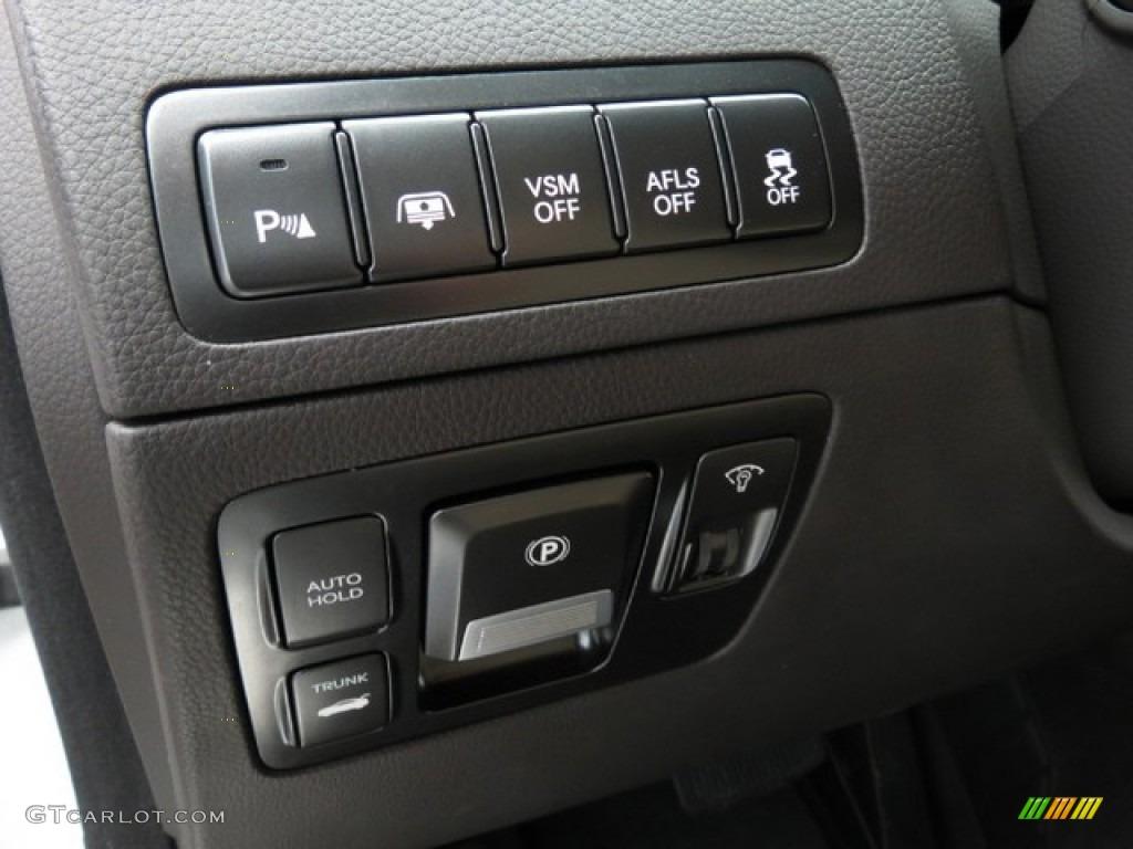 2011 Hyundai Equus Signature Controls Photo 78410408 Gtcarlot Com