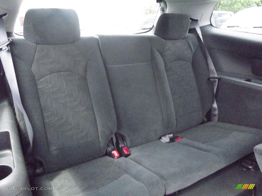 2008 Buick Enclave CX Interior Color Photos