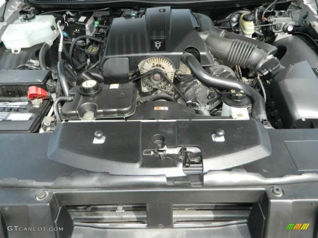 2003 Lincoln Town Car Signature 4 6 Liter Sohc 16 Valve V8 Engine