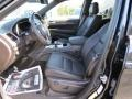 Summit Grand Canyon Jeep Brown Natura Leather Interior Photo for 2014 Jeep Grand Cherokee #78426260
